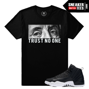 Neoprene 12 Jordan Match T shirt