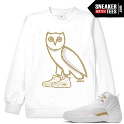 OVO 12 Jordan Crewneck Sweatshirt