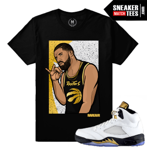 Olympic 5 jordan T shirt Matching Clothing