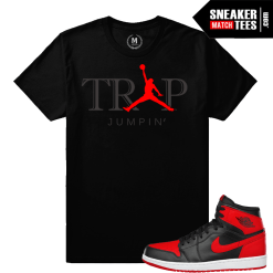 Sneaker Tees Matching banned 1 Retros