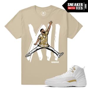 Sneaker Tees OVO 12s