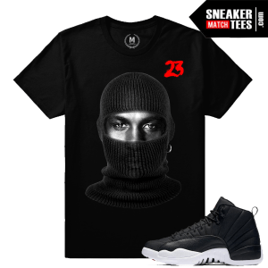 T shirt Match Nylon 12 Jordan Retros