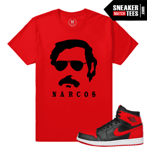 T shirts Jordan 1 Banned Match