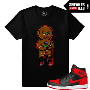 Tees Match Banned 1 Jordan Retros
