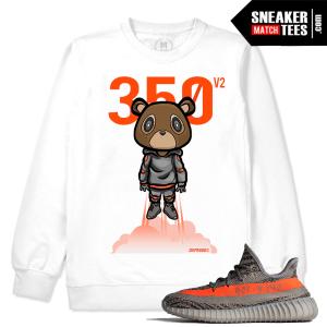 Yeezy Boost 350 Beluga Matching Sweatshirt
