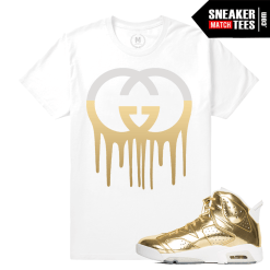 Jordan 6 Pinnacle Gold Shirt