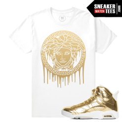 Jordan Pinnacle Gold 6s Shirt