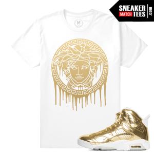 Jordan Pinnacle Gold 6s Shirt