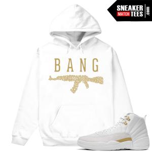 OVO 12 Jordan Sweatshirt Match Sneakers