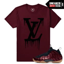 Shirt Maroon Foams