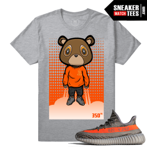 Yeezy 350 Boost T shirt Yeezy Bear
