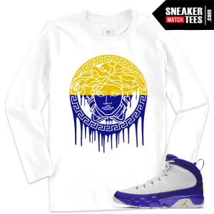 Match Kobe Jordan 9 Retro Long Sleeve