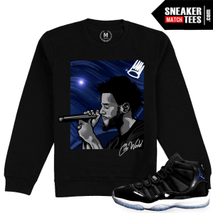 Sneaker Match Tees Space Jam 11
