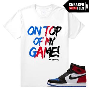 Top 3 Jordan 1 Match T shirt