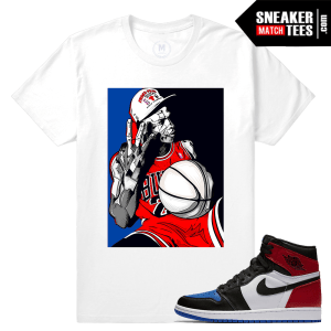 Top 3 Jordan Retro 1 Matching T shirt
