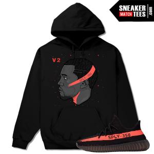 Yeezy Boost 350 Kanye Hoodie Matching