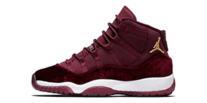 Jordan 11 Velvet Night Maroon Shirts to Match Sneakers