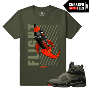 Shirts Match Jordan 8 Take Flight