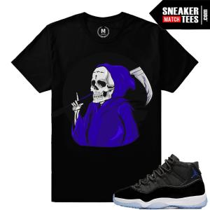 Shirt Match Jordan Space Jam 11s