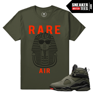 Sneaker Tee Shirt Match Take Flight 8s