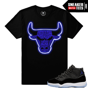 T shirt Matching Space Jam 11 Retros