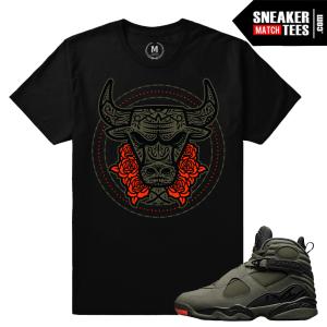 Air Jordan 8 Take Flight Matching T shirt
