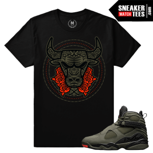 Air Jordan 8 Take Flight Matching T shirt