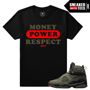 Jordan 8 Take Flight Match Tee