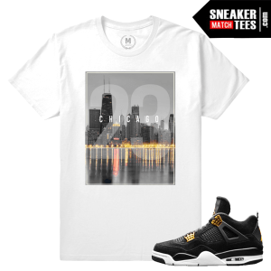 Match Jordan 4 Sneaker Tees Match