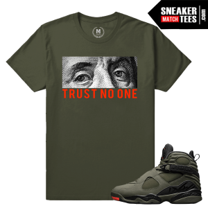 Shirts Match Air Jordan Retro 8 Take Flight