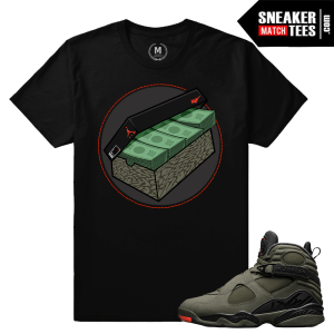 Sneaker Match Tees Jordan 8 Take Flight