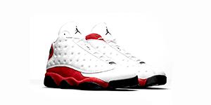 Air Jordan 13 OG Chicago Shirts Match Sneakers