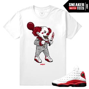 Air Jordan 13 Sneaker tee shirt Match Sneaker