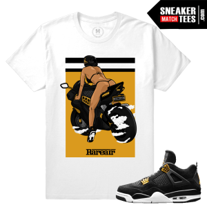 Royalty 4s t shirt