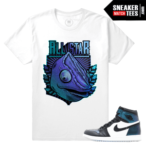 Jordan 1 All Star Chameleon Tee Shirt