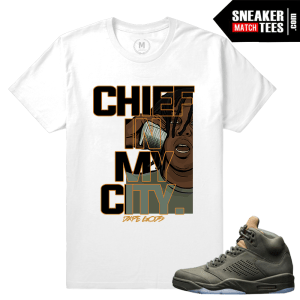 Sneaker shirts Take Flight 5s