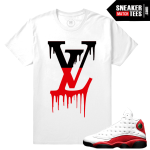 T shirts Match Air Jordan 13 Chicago