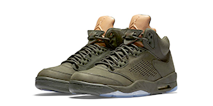 Jordan 5 Take Flight Shirts Match Sneakers