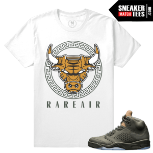 Tee shirts match Air Jordan 5 Take Flight