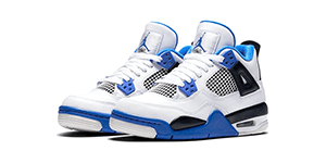 Air Jordan 4 Motorsport Match Sneaker Tee Shirts