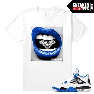 Motorsport 4 Jordan Retro Tee shirts