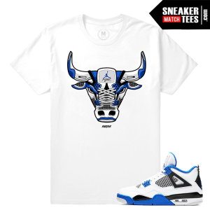 Motorsport 4 Matching Jordan t shirts