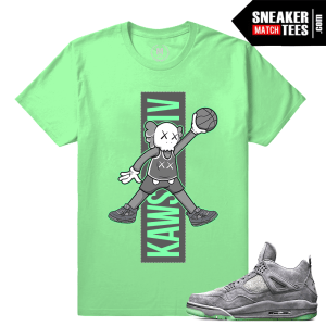 Shirts Match Jordan 4 Kaws
