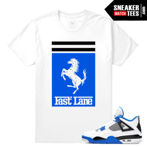 Shirts Match Motorsport 4 Jordans