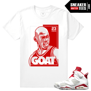 T shirts Alternate 6 Jordan Match
