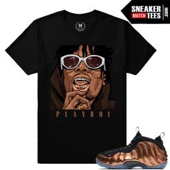 Sneaker Tees Copper Foams t shirts