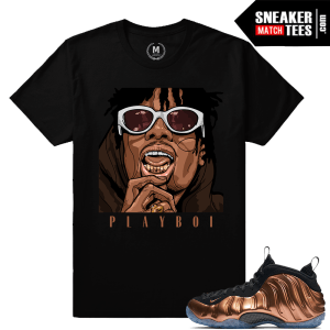 Sneaker Tees Copper Foams t shirts