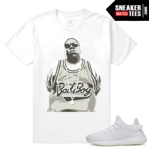 Yeezy Boost 350 V2 White T shirts