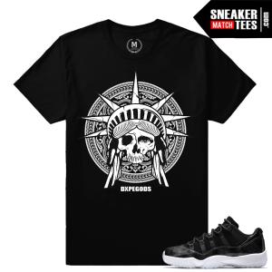 Barons 11 Jordan Retro Sneaker tees