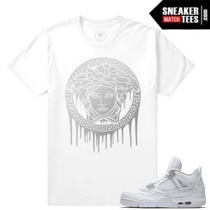 Shirts Air Jordan 4 Pure Money